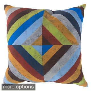 Tie Die Indoor/ Outdoor Accent Pillow