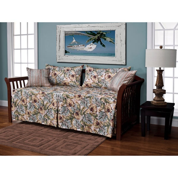 Panama beach 5 piece daybed ensemble 16070833 - Laura ashley barcelona ...