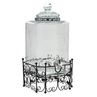 Elements 2.11-gal Clear Beverage Dispenser