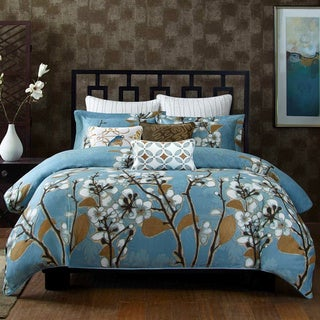 Artology Sakura 3-piece Comforter Set and Optional Euro Sham Sold Separately