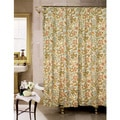 Tuscan Garden Cotton Shower Curtain