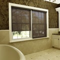 Chocolate Premium Single Roller Window Shade