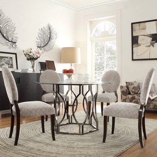 Kona 5-piece Hexagonal Dining Set