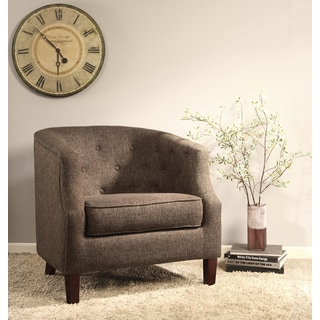 Ansley Nostalgia Mink Accent Chair