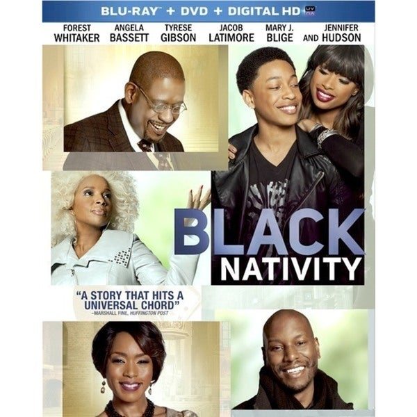 Black Nativity (Blu-ray/DVD) 12554627