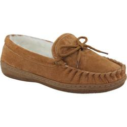 Women's Lamo Moccasin Fleece Chestnut