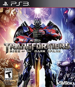 PS3 - Transformers Rise of the Dark Spark
