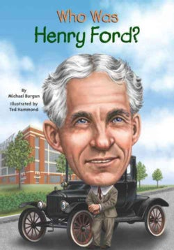 Who Was Henry Ford? (Paperback)