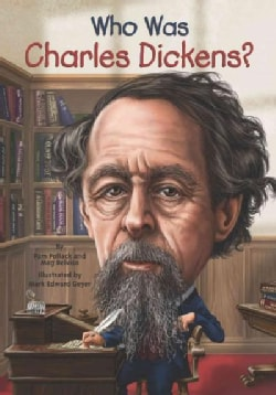 Who Was Charles Dickens? (Paperback)