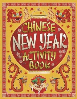 Chinese New Year Activity Book (Paperback)