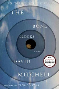 The Bone Clocks (Hardcover)