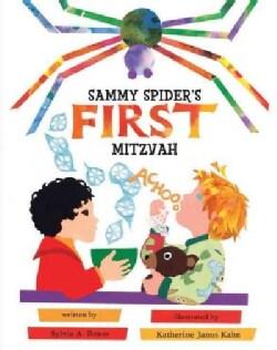 Sammy Spider's First Mitzvah (Hardcover)