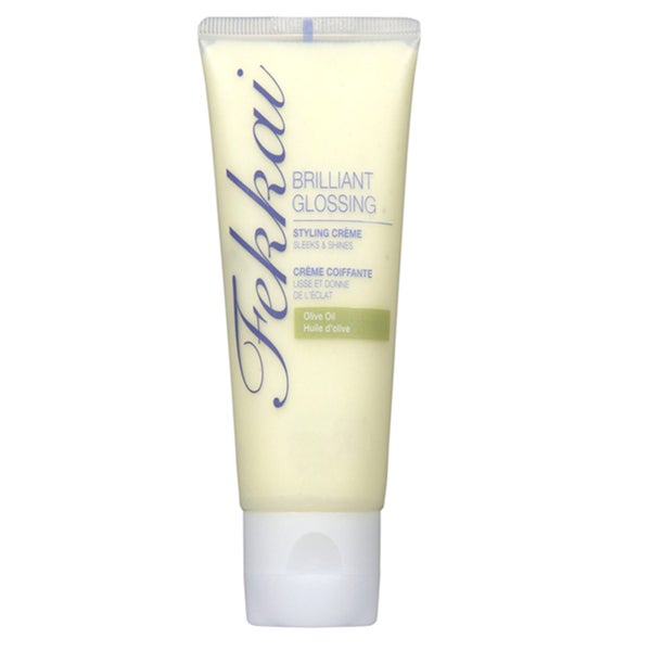 Frederic Fekkai Brilliant Glossing 4-ounce Styling Creme
