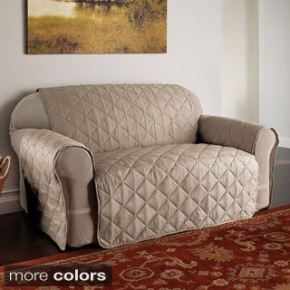Innovative Textile Solutions Total Furniture Loveseat Protector
