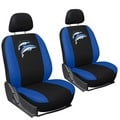 Deep Sea Blue Dolphins 6-piece Car Seat Cover Set