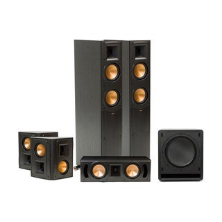 Klipsch RF-52II 5.1 Home Theater System