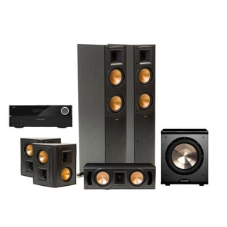 Klipsch RF-52II Harman Kardon AVR-2700 Home Theater Bundle