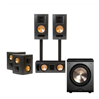 Klipsch RB-81II Home Theater System
