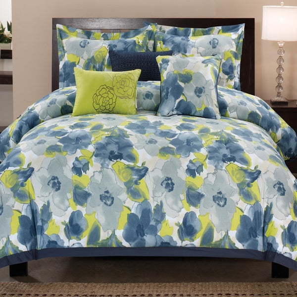 Greenwich 6-piece Cotton Comforter Set