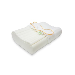 Jelly-Soft Wave Memory Foam Contour Pillow