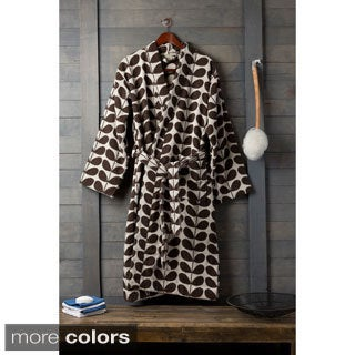 Orla Kiely Luxury Cotton Bath Robe