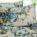 Tribeca Living Casablanca Floral Printed Deep Pocket Sheet Set