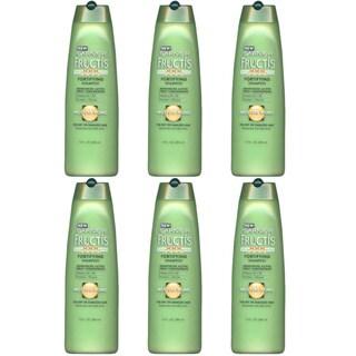 Garnier Fructis Moisture Works 13-ounce Fortifying Shampoo (Pack of 6)