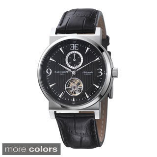 Earnshaw Men's Providence Round Watch