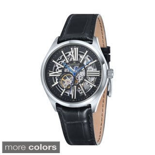 Thomas Earnshaw Men's Armagh Skeleton Watch