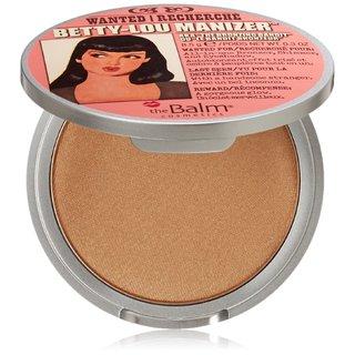 theBalm Wanted: Betty-Lou Manizer AKA The Bronzing Bandit