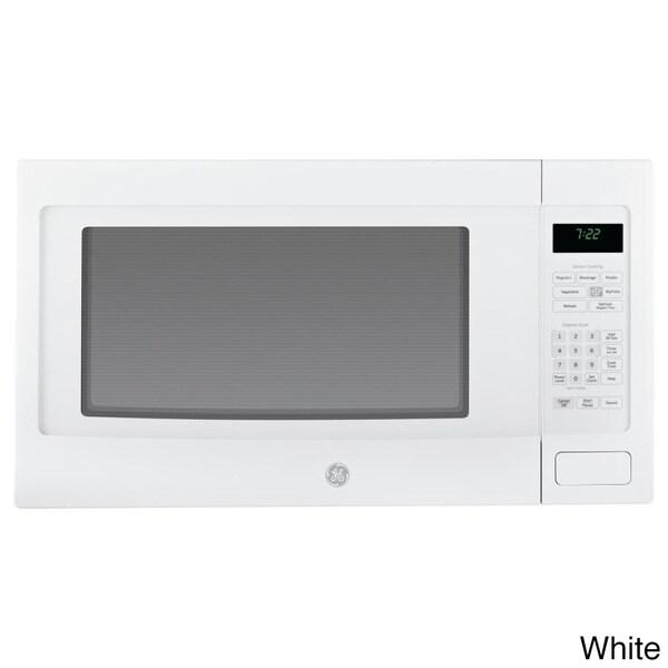 Countertop Microwave Ge Profile : GE Profile PEB7226DF Countertop Microwave Oven - 16073235 - Overstock ...