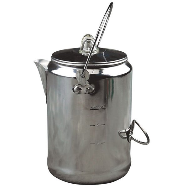 Coleman 9-cup Aluminum Coffee Pot 12557960