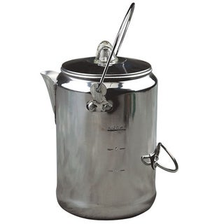 Coleman 9-cup Aluminum Coffee Pot