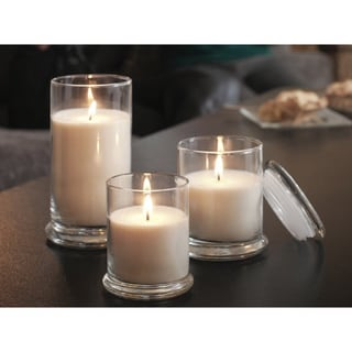 Status Jar Soy Wax Candle (Set of 3)