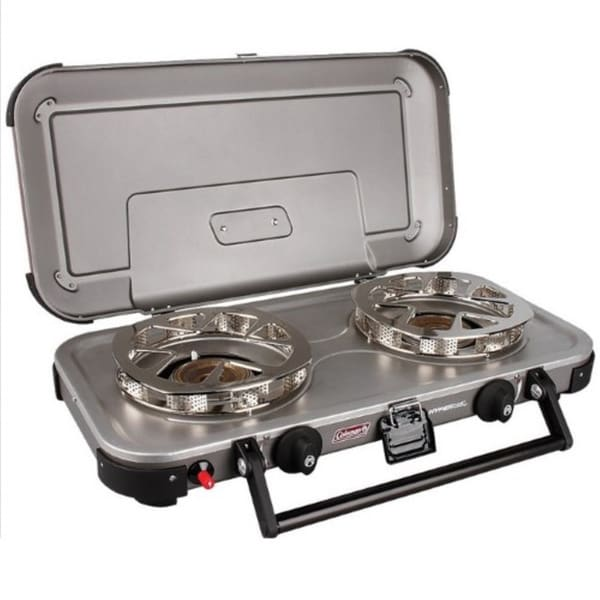 Coleman Hyperflame Two-burner Gladiator Stove