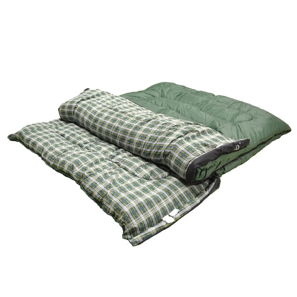 Scout 2-person 0-degree Sleeping Bag