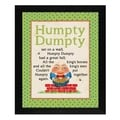 Stephanie Marrott 'Humpty Dumpty' Framed Wall Art