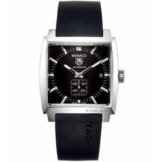 Tag Heuer Men's Monaco Watch WW2110.FT6005