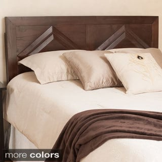 Double Diamond Headboard