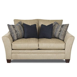 Powell Sandstone Loveseat