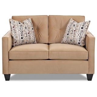 Made To Order Bryson Collection Coffee Loveseat