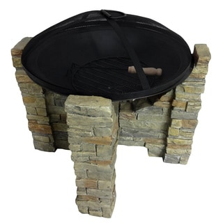 Laguna Stone Outdoor Fire Pit