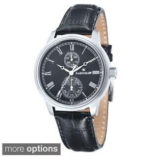 Earnshaw Men's Cornwall Leather Watch