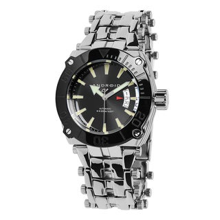 Android Men's 'Millipede' Automatic Black Dial Watch
