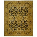 Safavieh Hand-knotted Peshawar Vegetable Dye Multi Wool Rug (9' x 12')
