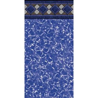 Grand Tile Round Unibead 54-inch Deep Pool Liner