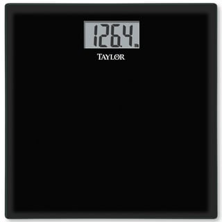 Taylor Black Glass Digital Scale