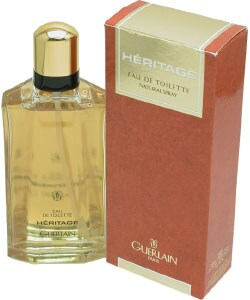 Guerlain Heritage Men's 3.4-ounce Eau de Toilette Spray