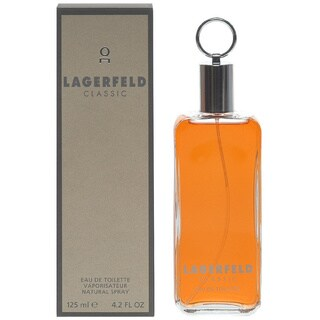 Karl Lagerfeld Lagerfeld Men's 4.2-ounce Eau de Toilette Spray