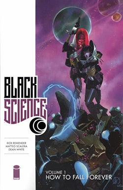 Black Science 1: How to Fall Forever (Paperback)